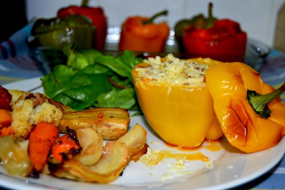 Pimento Recheado/Stuffed Pepper